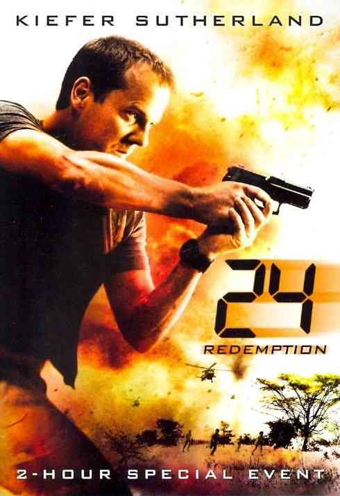 24:REDEMPTION BY SUTHERLAND,KIEFER (DVD)